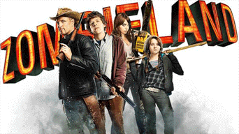 Zombieland 2, Emma Stone, Bill Murray, Jesse Eisenberg, Woody Harrelson, Bill Murray