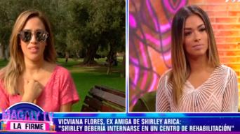 Shirley Arica