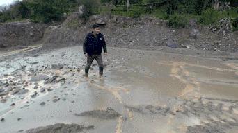 Lluvias en el Perú - Pasco