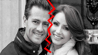 Enrique Peña Nieto, Tania Ruiz Eichelmann, Angélica Rivera
