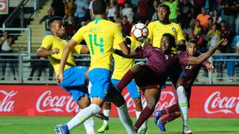 Youtube: Venezuela vs Brasil Sub 20 EN VIVO: VIDEO GOL Jan Hurtado por el 2-0 en el estadio El Teniente por Sudamericano Sub 20 2019 | yt