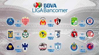 Liga MX EN VIVO  Resultados a8a1076c284be