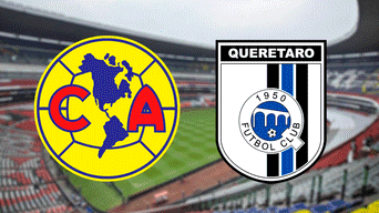 América venció 2-0 al Querétaro y se recupera en Liga MX 2019 ... 7cf4ae39b75a5
