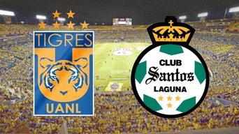 Tigres vs Santos Laguna