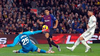 Barcelona vs Real Madrid EN VIVO EN DIRECTO ONLINE vía DirecTV y beIN  Sports  semifinal de ida de la Copa del Rey. Foto  EFE 9004d1e9b57