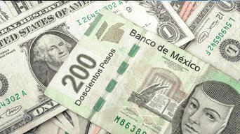 Cono El Tipo De Cambio Del Dólar Usd A Pesos Mexicanos Para Hoy Viernes 8 Febrero