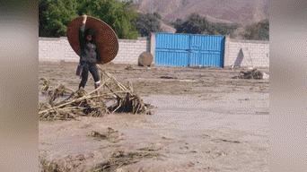 El Gobierno declaró en estado de emergencia en varios distritos de Moquegua. Foto: Rufino Mota