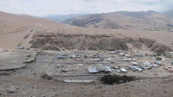 Haico arrasó con centro poblado ubicado en Ilabaye