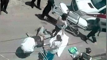 YouTube: una mujer es víctima de feminicidio en plena calle en Ecuador | viral | Youtube viral | Quito