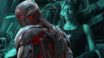 Avengers 4, Ultrón, Iron Man, Vengadores, Marvel