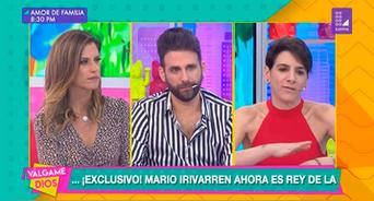 María Pía Copello, Rodrigo González