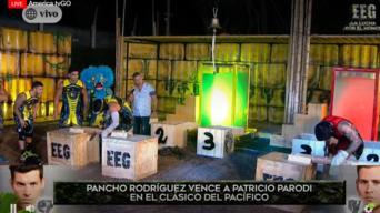 Patricio Parodi Vs Pancho Rodríguez