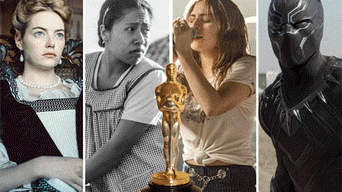 Oscar 2019, Bohemian Rhapsody, Roma,  A Star is Born, Green Book