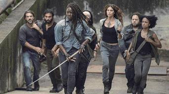 The Walking Dead, Zombies, FOX