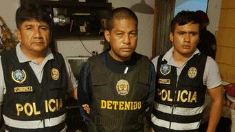 Chorrillos, Concepción Carhuancho, delincuencia, PNP