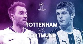 Tottenham vs Borussia Dortmund | Champions League 2019