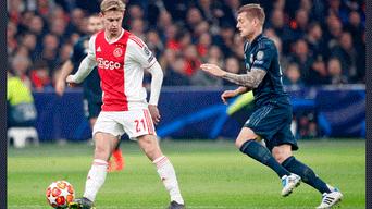 Real Madrid vs. Ajax EN VIVO EN DIRECTO, Real Madrid, Ajax, Champions League, España, Fútbol español,EN VIVO, ESPN2, Movistar, hora, canal, futbol, Liga de Campeones