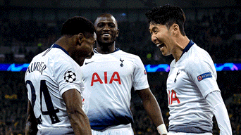 Tottenham vs Borussia Dortmund