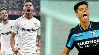 Sevilla derrotó 1-0 a Lazio por los dieciseisavos de final de la ...