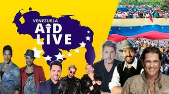 Venezuela Aid Live En vivo