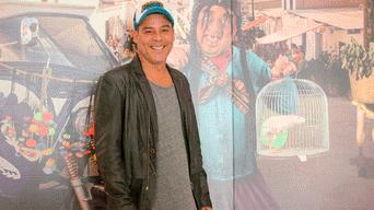 Adolfo Aguilar en Latina