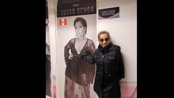 Susan Ochoa en Viña del Mar
