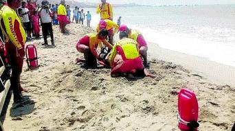 Una Nina Desaparece El Dia De Su Cumpleanos En Playa De Tumbes