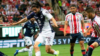 331d4e368a17a Chivas vs Monterrey EN VIVO ONLINE vía TDN y TV Azteca  juegan hoy por el  Clausura de la Liga MX. Foto   Rayados