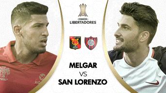 Melgar vs San Lorenzo | Copa Libertadores