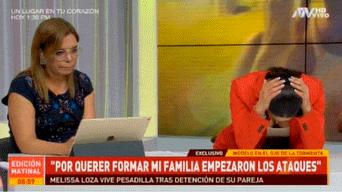 Melissa Loza, Roberto Martínez, Milagros Leivaberto Martínez, Milagros Leiva