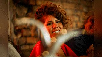 La cantante peruana se hizo de dos Gaviotas de plata al obtener el primer puesto por la competencia internacional. Foto: Aldair Mejia