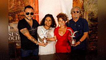 Susan Ochoa habló sobre sus proyectos musical que se vienen  a futuro. Foto: Aldair Mejia