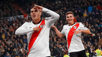 Alianza Lima vs River Plate EN VIVO: Peter Arévalo expresó que el conjunto Millonario no es un gran rival | VIDEO | Copa Libertadores 2019 | Fox Sports Perú | Twitter