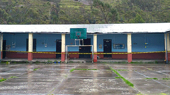 Colegios en mal estado