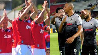 Nacional vs Zamora