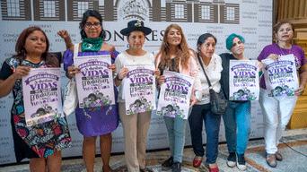 Congreso, Día de la Mujer