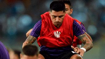 Alianza Lima vs River Plate: Enzo Pérez insultó a Pedro Gallese delante del árbitro Wilmar Roldán   Copa Libertadores 2019