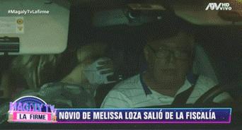Melissa Loza y Juan Diego Álvarez