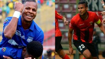 Emelec vs Deportivo Lara