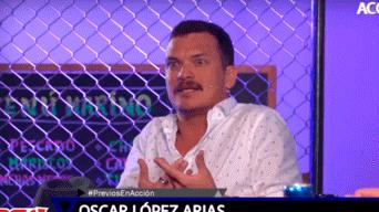 Tapir 590 y Oscar López Arias