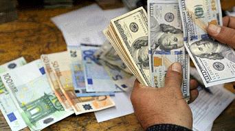 Dólares a bolívares soberanos