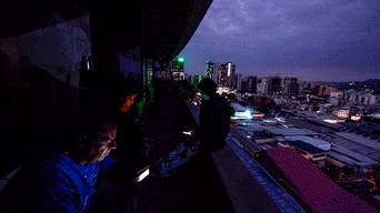 Venezuela sin luz, Guerra eléctrica en Veenzuela, Nicolás Maduro, crisis en Venezuela.