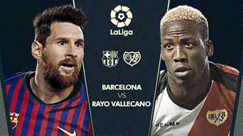 Barcelona vs Rayo Vallecano | Liga Santander