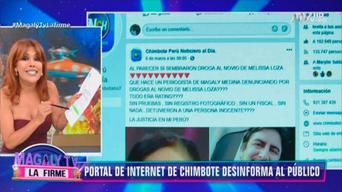 Magaly Medina, Melissa Loza