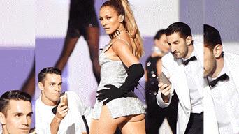 Jennifer Lopez en bikini por Instagram