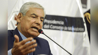 Además, manifestó que el ministro de Justicia sería un buen presidente del Consejo de Ministros Foto: Michael Ramón