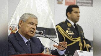 César Villanueva manifestó que se siente satisfecho del trabajo realizado por el Gabinete Ministerial. Foto: Michael Ramón