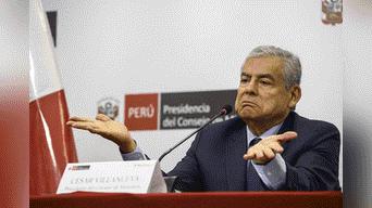 """El saliente premier consideró poco """"elegante"""" que pueda decir las cualidades que debería tener su sucesor Foto: Michael Ramón"""