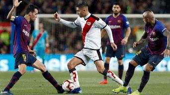Barcelona vs Rayo Vallecano: azulgranas superaron 3-1 a Rayistas por la Liga Santander | RESUMEN | VIDEO | GOLES | MEJORES JUGADAS