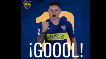 Youtube: Boca Juniors vs San Lorenzo EN VIVO vía FOX Sports: VIDEO GOLAZO de Mauro Zárate para el 1-0 por la Superliga Argentina | yt